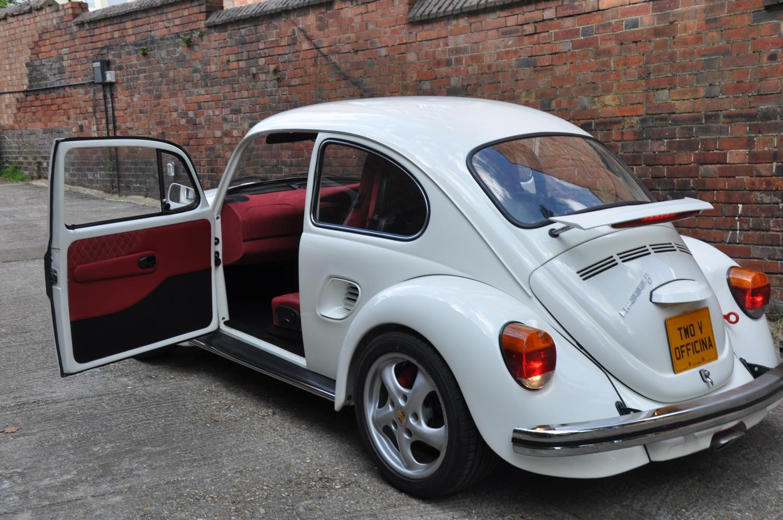 Porsche Beetle Vw Heritage Blog