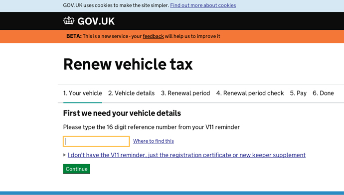 Uk Car Tax Refund