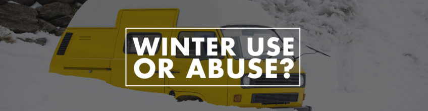 winter use or abuse