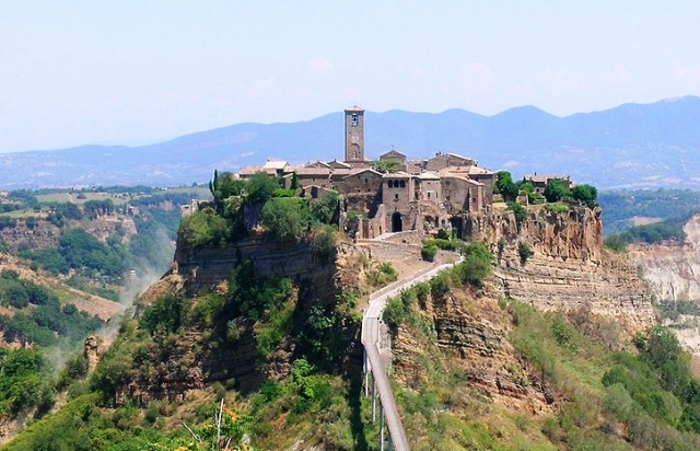 roadtrip Civita-di-Bagnoregio-Umbria