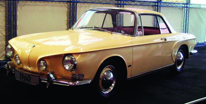 Ghia VW Type 34 small