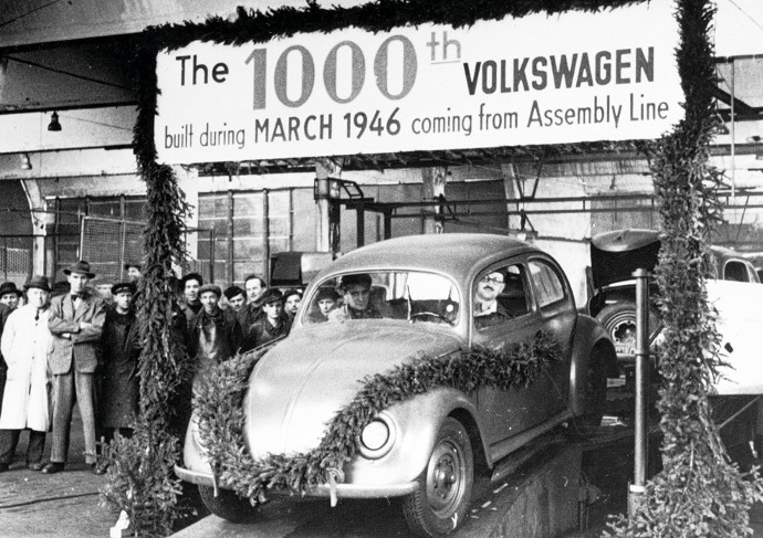 100th beetle