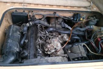 Golf engine in T25 338