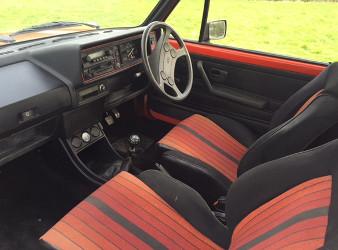 Golf interior 250