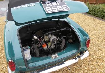 KG engine 235