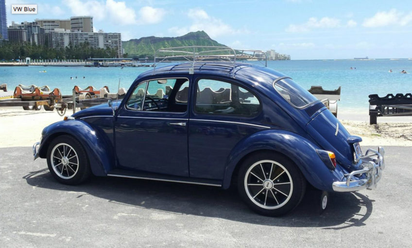 Know your VW blues - VW Heritage Blog