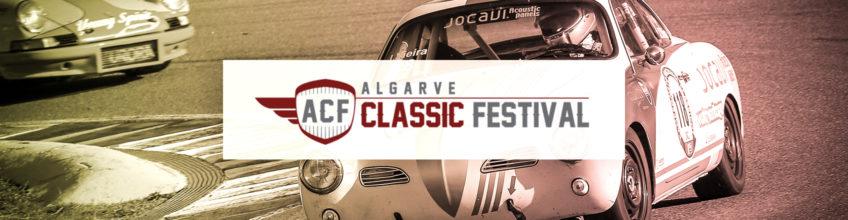 Algarve Classic en un Karmann Ghia