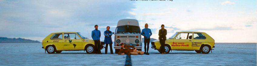 Un viaje épico en Golf Mk1 del extremo norte al sur del continente americano