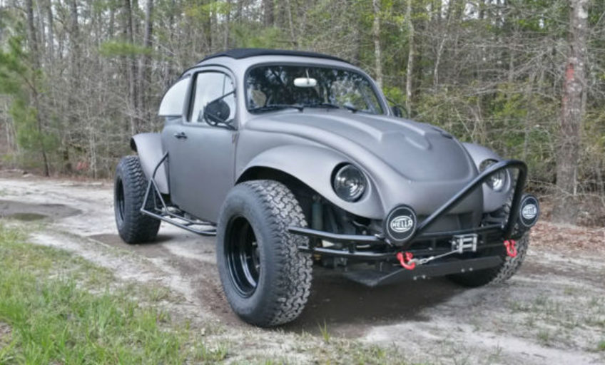 Bad Boy Vw Beetle Based Baja Up For Grabs Vw Heritage Blog