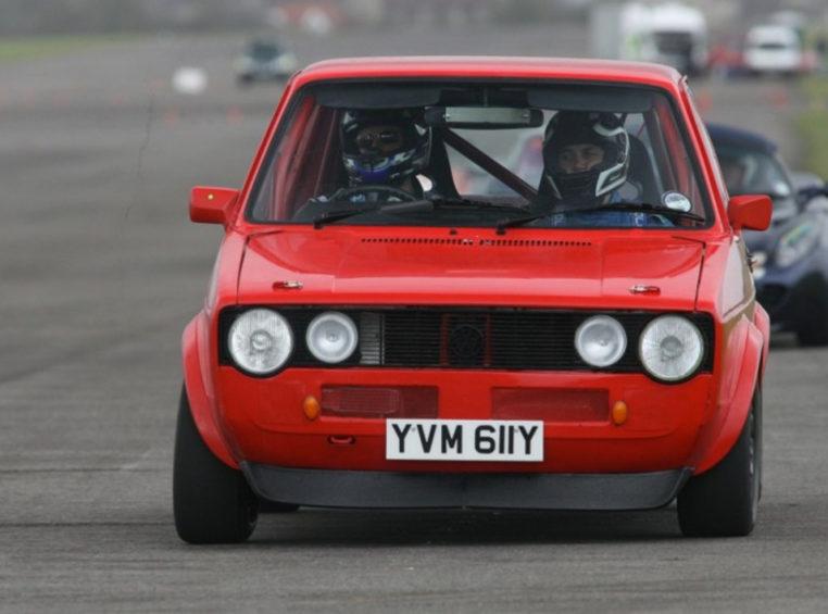 Mk1 racing