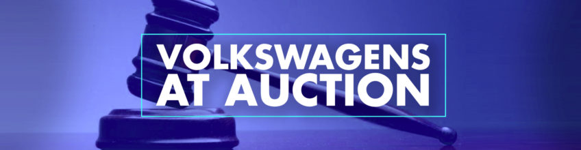 Volkswagens at auction