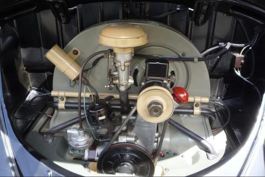 Air-cooled Type 1 engine evolution explained - VW Heritage Blog