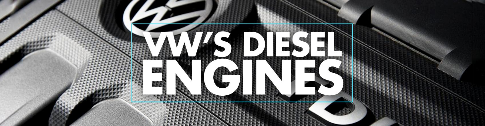 Vw Diesel Engines >> Vw Diesel Engine History Vw Heritage Blog