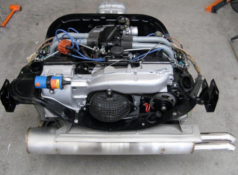 The Type 4 engine explained - VW Heritage Blog