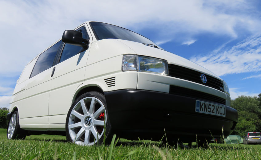 VW T1 Front