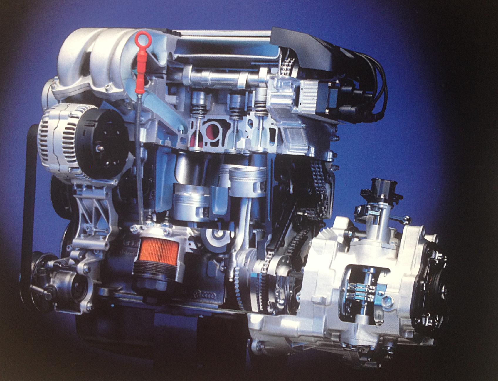 VW's V5 and VR6 engines - VW Heritage Blog