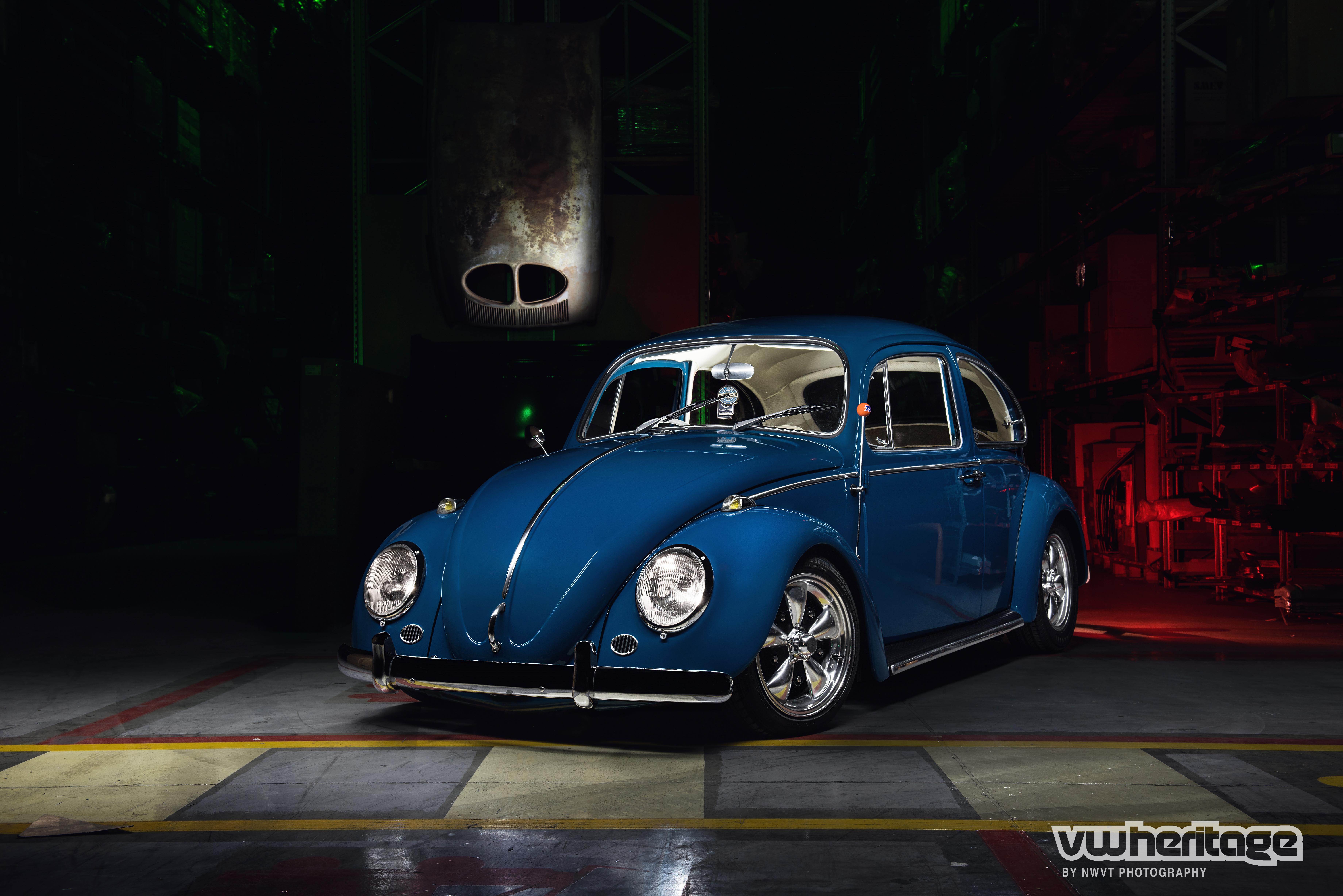Beetle Front Shot