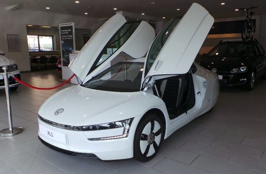 VW XL1 for sale