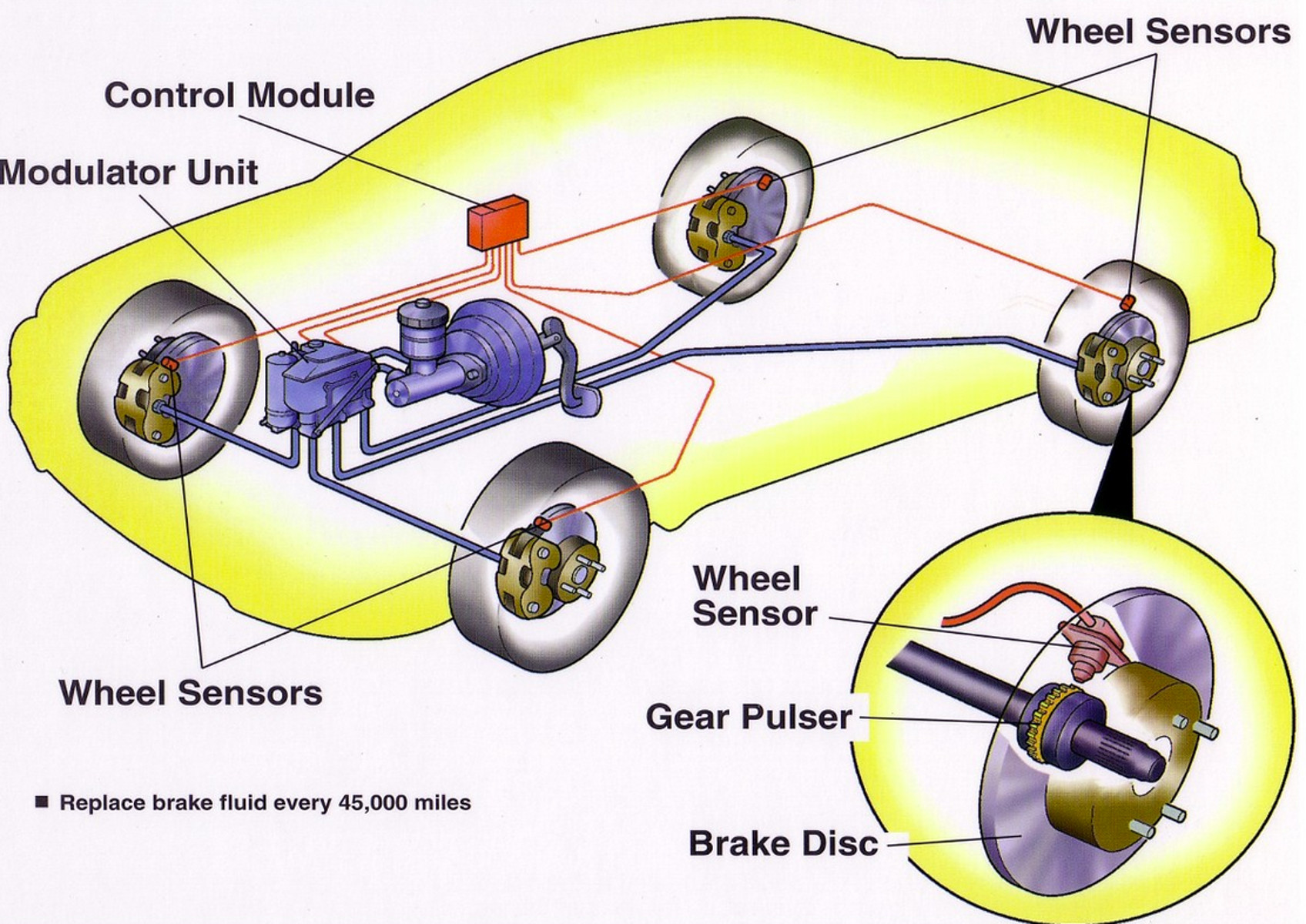 Vw Abs All You Need To Know Heritage Blog Auto Brake Pressure Switch Wiring Diagram