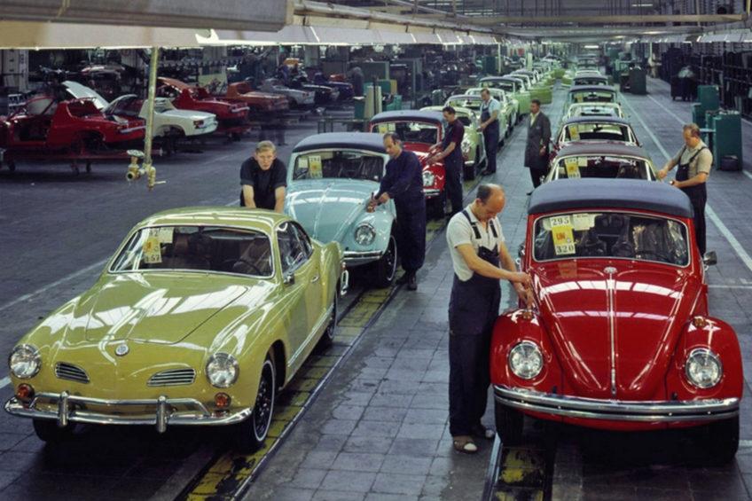 Karmann factory