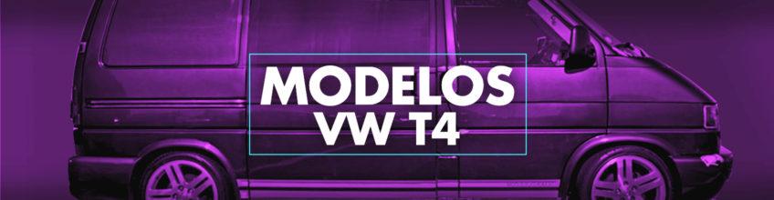 modelos vw t4