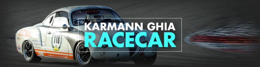 Karmann Ghia Racecar