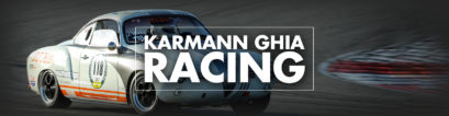 Karmann Ghia Racing