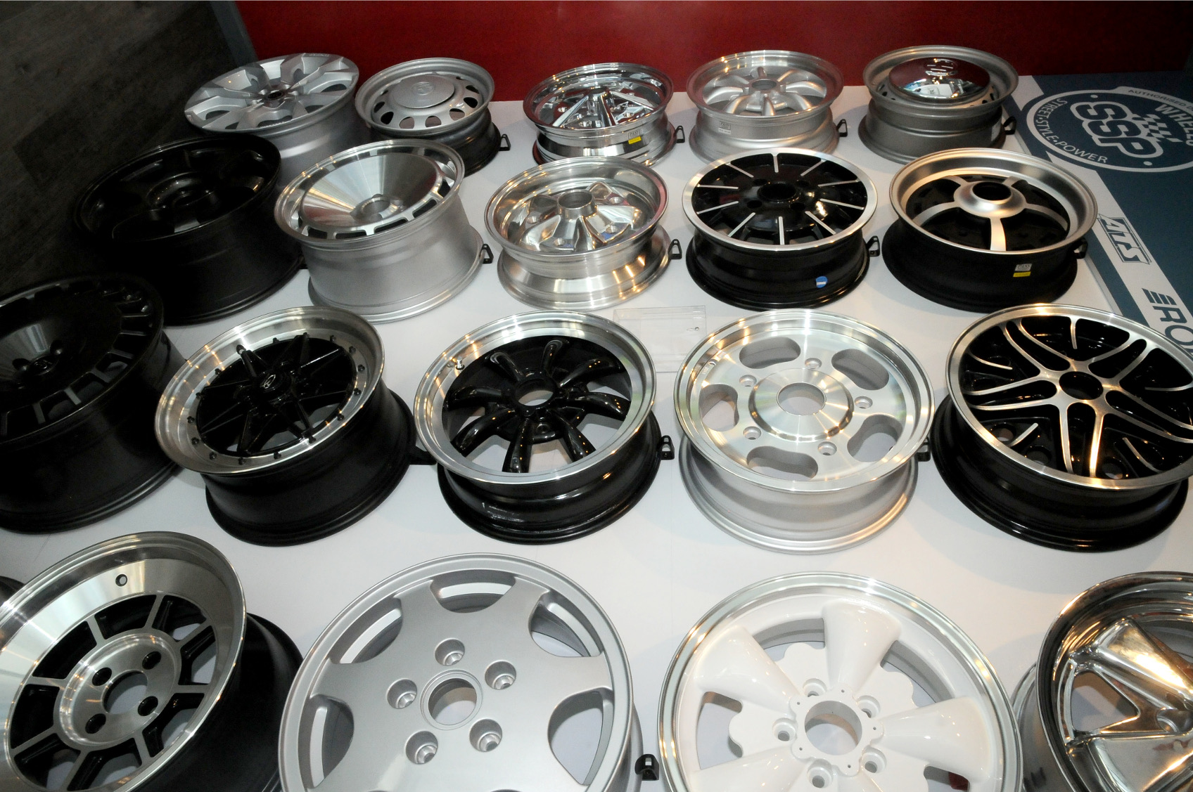 VW Heritage wheel range