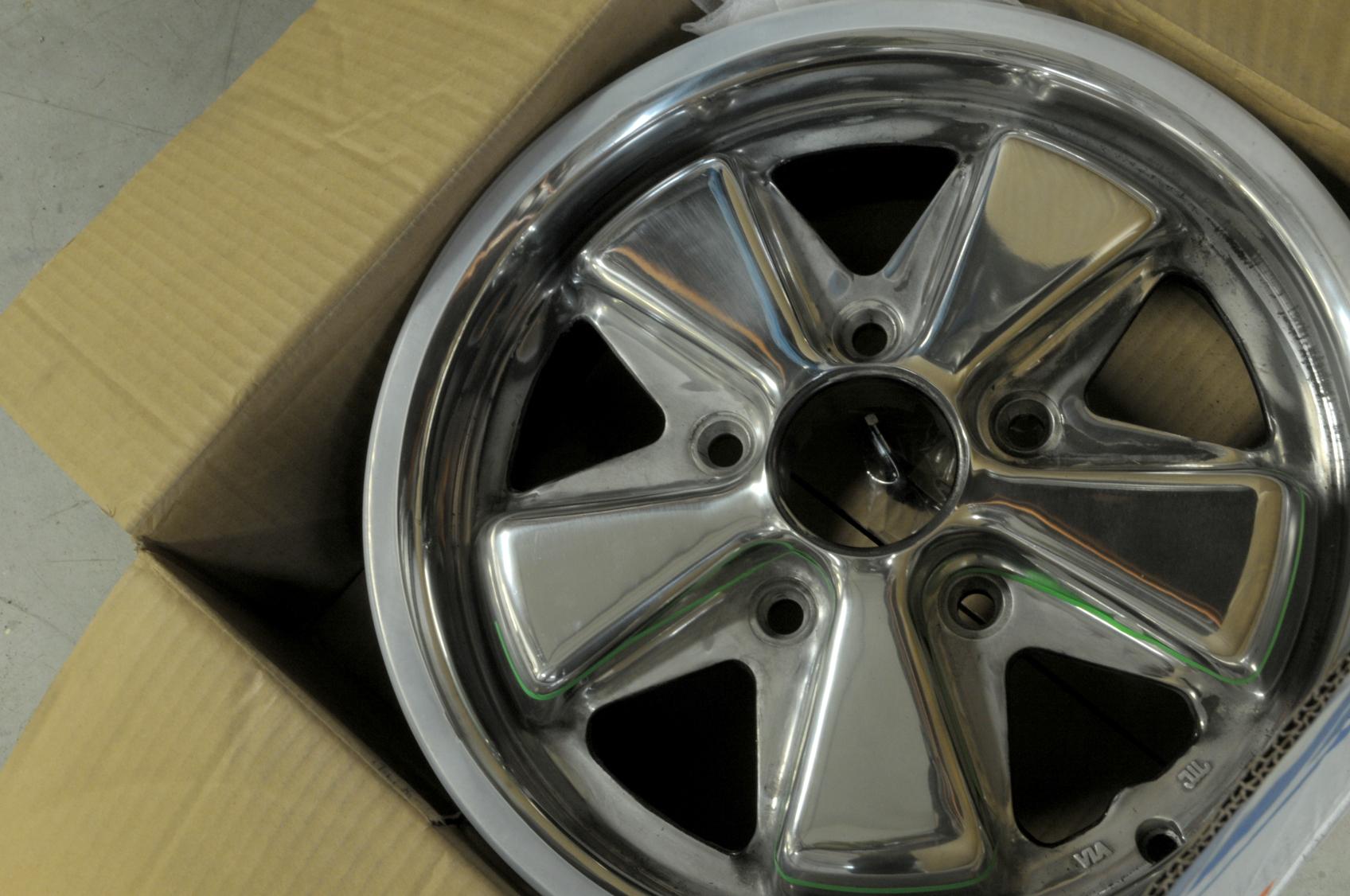 Fuchs style wheel